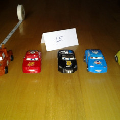 (15) Disney Cars Pixar / masinute copii 10 cm