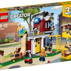 LEGO Creator - Skatepark Modular 31081