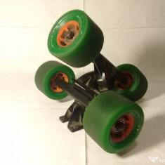 Roti de longboard abec 11 flywheels 83mm