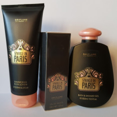 Apă de toaletă Sparkle in Paris (Oriflame) - Parfum femeie Oriflame, 50 ml