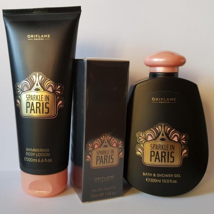 Set Sparkle in Paris (Oriflame)