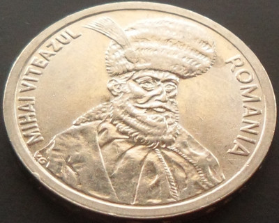 Moneda 100 Lei - ROMANIA, anul 1994  *cod 4254 foto