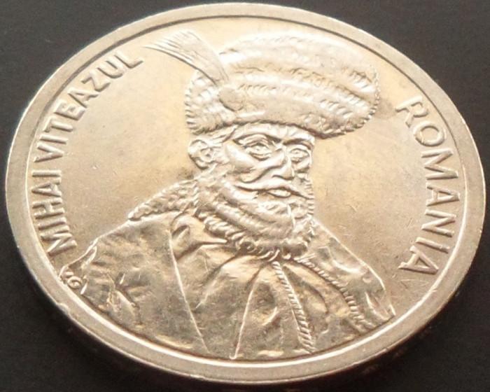 Moneda 100 Lei - ROMANIA, anul 1994  *cod 4254