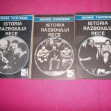 Istoria Razboiului Rece Vol.1+2+3 - Andre Fontaine - Istorie