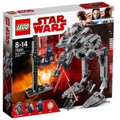 LEGO Star Wars - AT-ST Ordinul Intai 75201