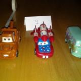 (9) Disney Cars Pixar / masinute copii 10 cm - Masinuta