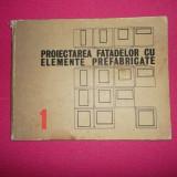 Proiectarea Fatadelor Cu Elemente Prefabricate Vol 1 - Carti Constructii