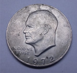 Moneda One Dollar 1972, America de Nord