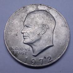 Moneda One Dollar 1972, America de Nord