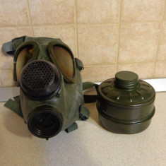 Masca de gaze vechi