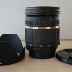 Tamron AF 17-50mm f/2.8 XR Di II SP – montura Nikon - Obiectiv DSLR