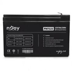 Acumulator UPS nJoy PW7123 12 V 7 A