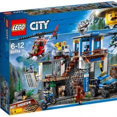 LEGO City - Cartierul general al politiei montane 60174