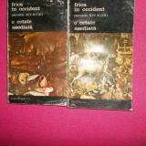 Frica In Occident O Cetate Asediata 2 Vol - Istorie