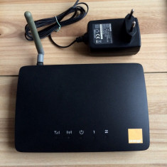 Router modem 3G Huawei B662 Wireless Slot Sim Orange