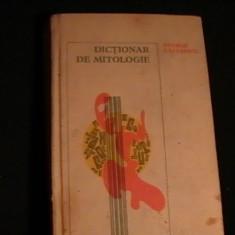 DICTIONAR DE MITOLOGIE-GEORGE LAZARESCU--359 PG- - Carte mitologie