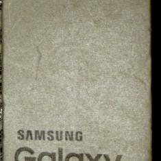 Samsung Galaxi S6 Edge - Telefon mobil Samsung Galaxy S6, Alb, 32GB, Neblocat