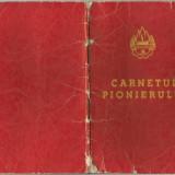 (B.D.G.) CARNET PIONIER