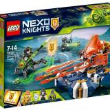 LEGO Nexo Knights - Motocicleta planor a lui Lance 72001