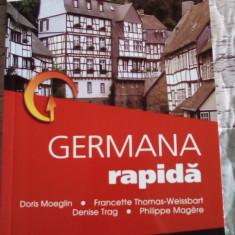 Doris Moeglin, Philippe Magere - Germana rapida (curs de limba germana) - Curs Limba Germana