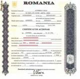 Actiuni la SC Dacia Pitesti