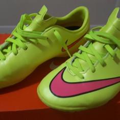 Adidasi - Adidasi copii Nike, Marime: 35, Culoare: Verde