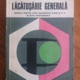 Lacatuserie generala - E. Ariesan / R2P2S