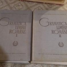 GRAMATICA LIMBII ROMANE, 2 VOLUME - Curs dezvoltare personala