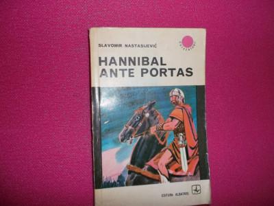 Hannibal Ante Portas foto