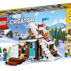 LEGO Creator - Vacanta de iarna modulara 31080