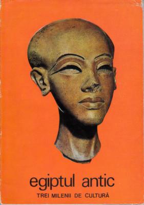 Egiptul antic trei milenii de cultura foto
