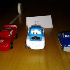 (10) Disney Cars Pixar / masinute copii 10 cm