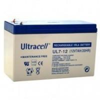 Acumulator UPS ULTRACELL UL12V7AH, 12V 7Ah foto
