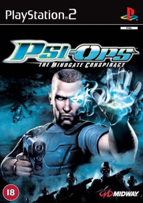 Psi Ops - The mingate conspiracy - PS2 [Second hand] foto