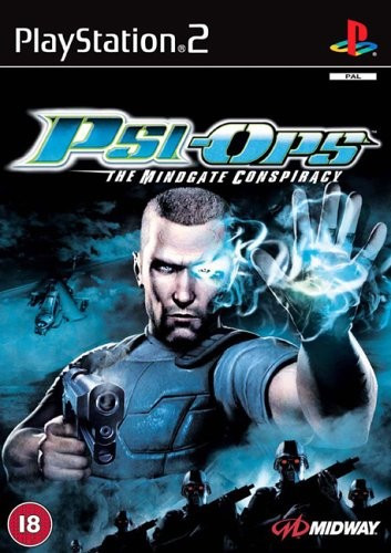 Psi Ops - The mingate conspiracy - PS2 [Second hand] foto mare