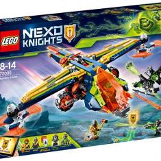 LEGO Nexo Knights - X-Arcul lui Aaron 72005