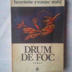 (C360) HENRIETTE YVONNE STAHL - DRUM DE FOC