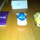 (14) Disney Cars Pixar / masinute copii 10 cm - Masinuta
