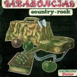 Garaboncias - Country Rock (LP - Electrecord - VG), VINIL