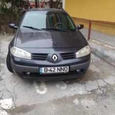 Renault Megane 2 an 2004 motorina, Motorina/Diesel, 166000 km, 1500 cmc