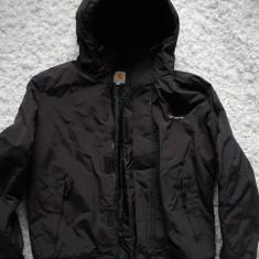 Geaca haina Carhartt Kodiak Blouson snow iarna marime L/XL - Geaca barbati CARHARTT, Marime: L, Culoare: Negru
