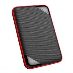 Hard disk extern Silicon-Power Armor A62 2TB 2.5 inch USB 3.1 Black - HDD extern Silicon Power, 2-4 TB