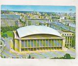 bnk cp Bucuresti - Sala Polivalenta - circulata - marca fixa