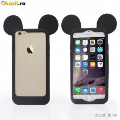 Bumper Iphone 5 5s 6 6s 6 plus mickey mouse - Husa Telefon