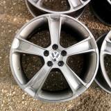 JANTE CARMANI 17 5X100 VW GOLF4 BORA POLO SKODA SEAT AUDI - Janta aliaj, Numar prezoane: 5