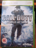 Call of Duty World at War, XBOX360, original!, Shooting, 18+, Single player