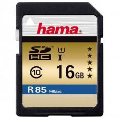 Card Hama SDHC 16GB Clasa 10