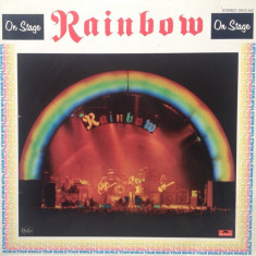 Rainbow – On Stage (2 LP - Germania - VG) - Muzica Rock, VINIL
