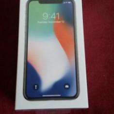 Vând IPhone x 64 GB - Telefon iPhone Apple, Negru