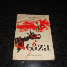 Emil Garleanu - Gaza - Traista cu povesti - 1962